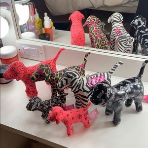 VS Pink Mini Dog Collection